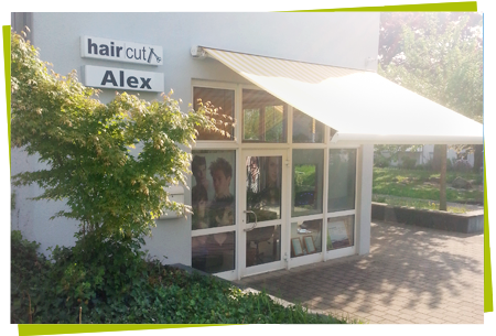 Haircut Alex Friseur Salon